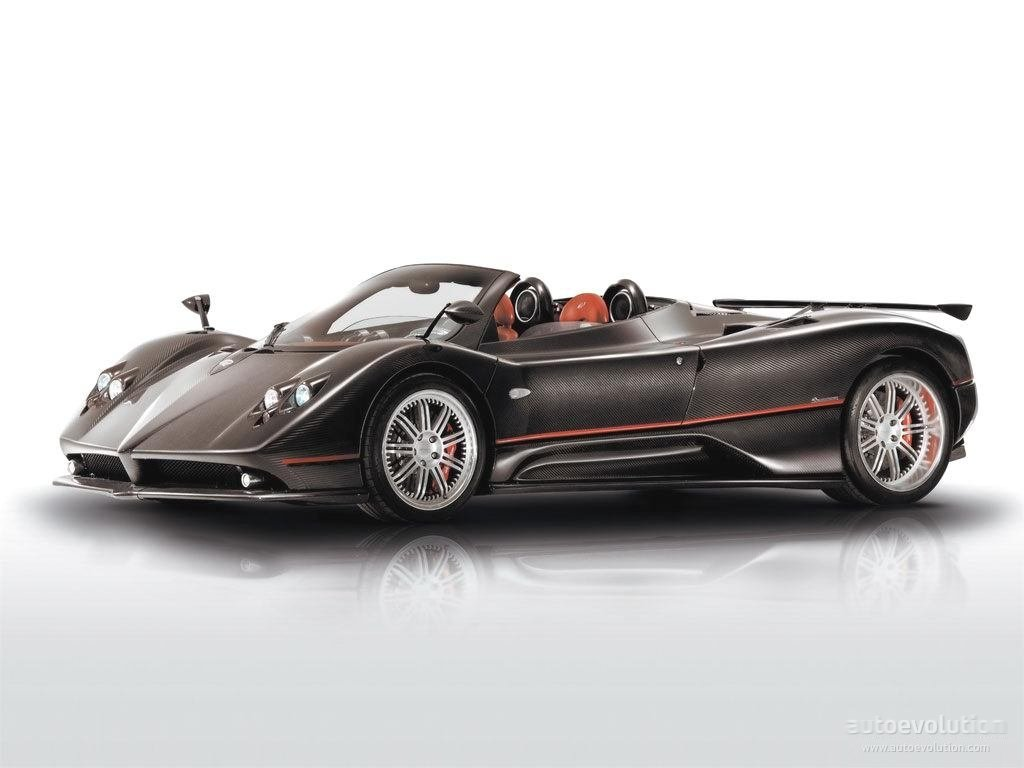 2009 Pagani Zonda Roadster F photo - 3