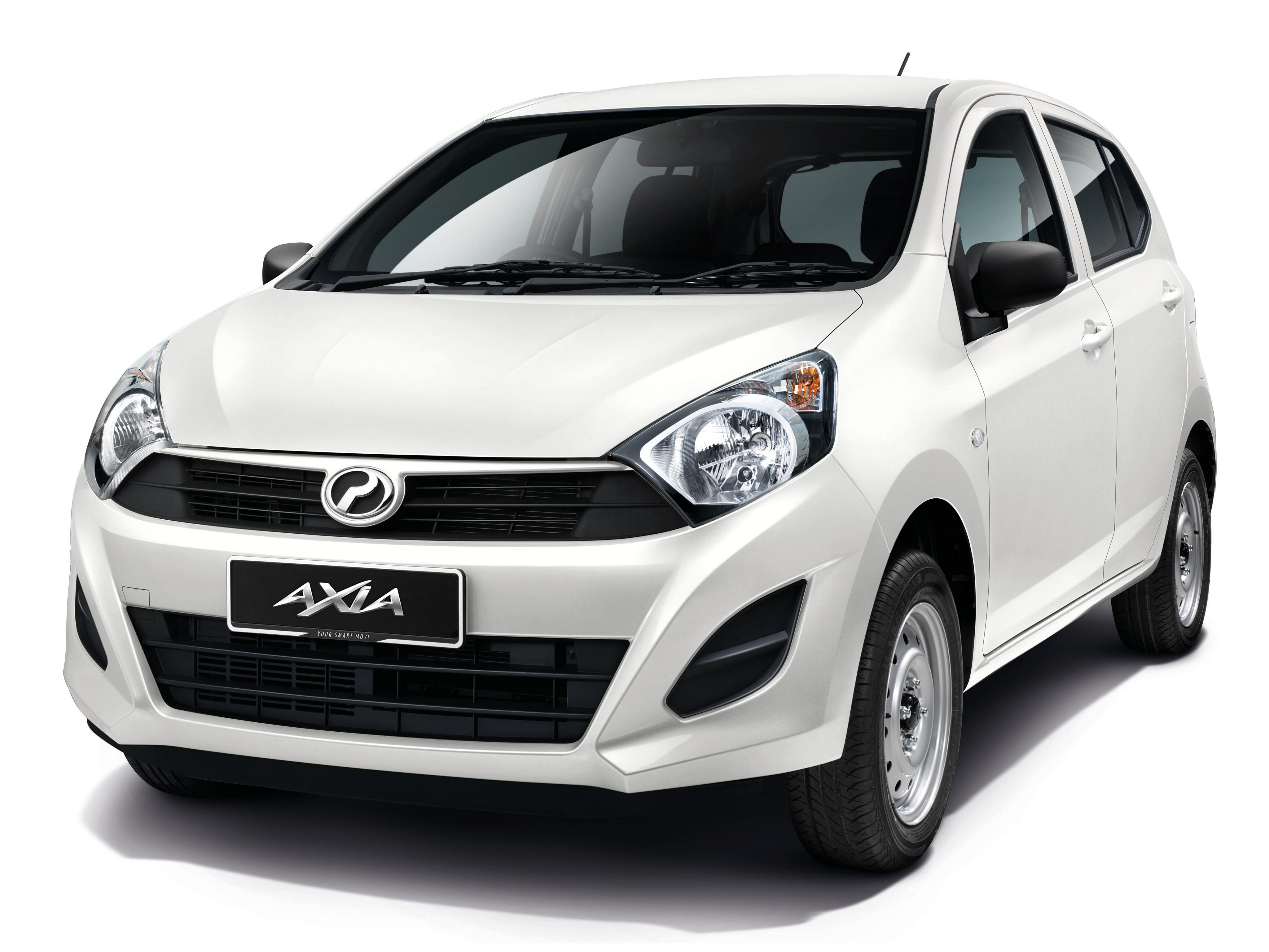 Perodua Axia Specs 2014 2015 2016 2017 2018