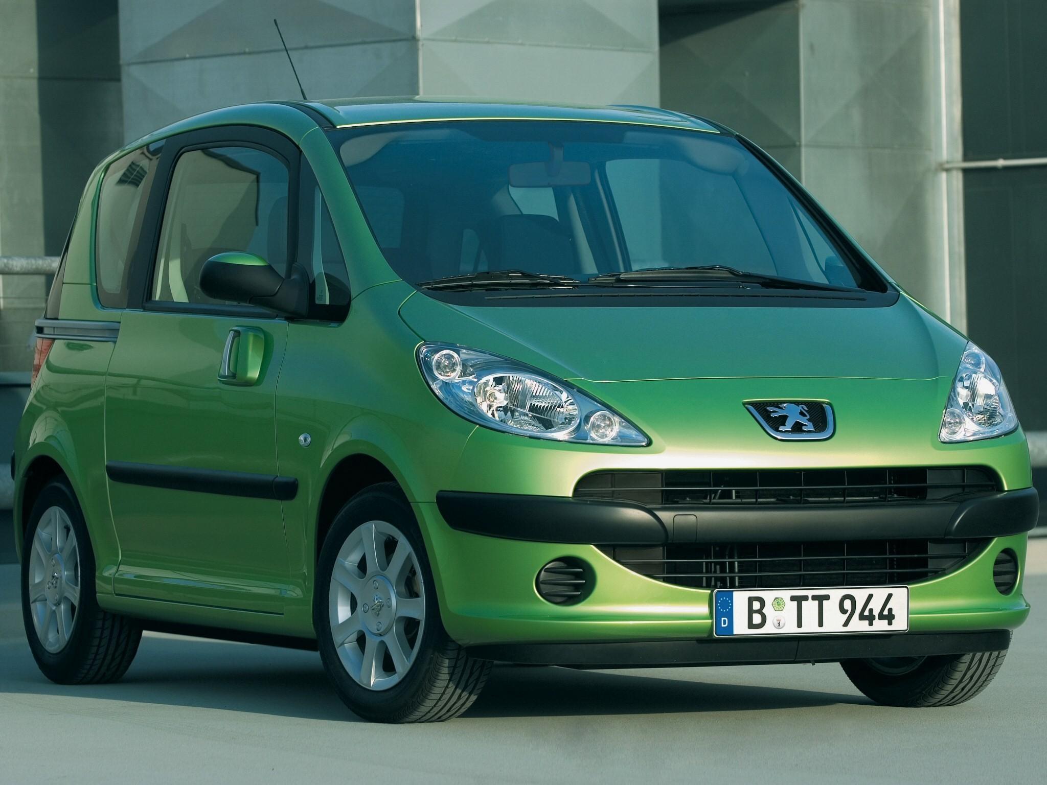 peugeot 1007 2007 2009 cars hdi auto autoevolution bestcarmag 2005 minivan