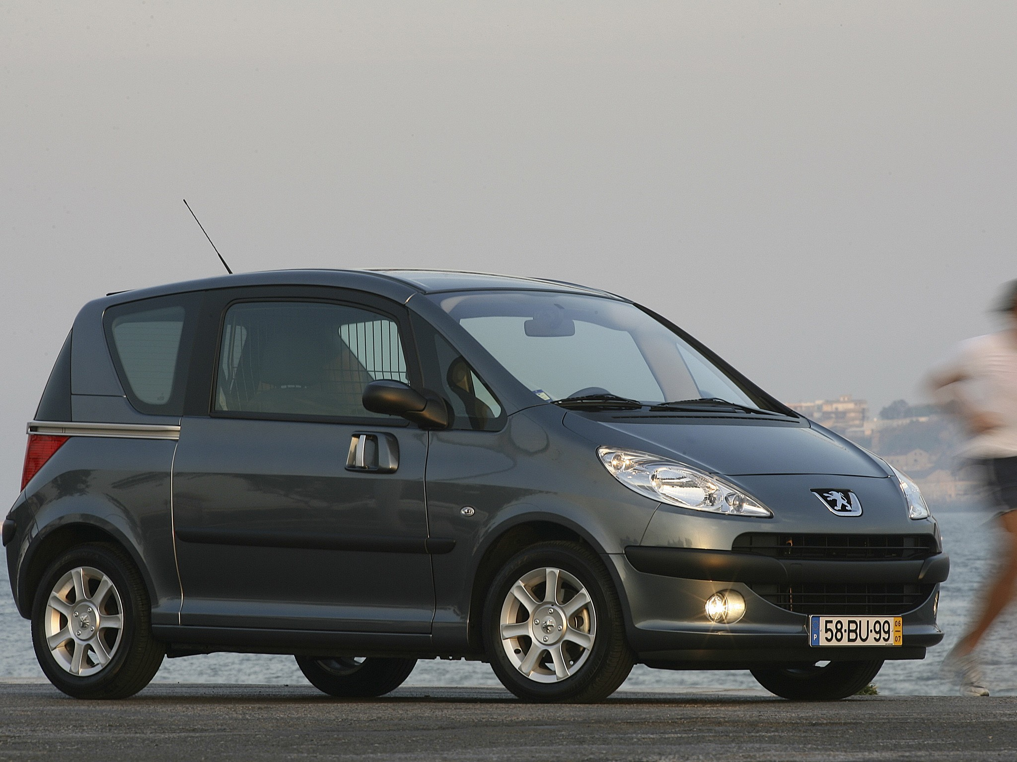 Peugeot 1007 2007 2008 2009 Autoevolution