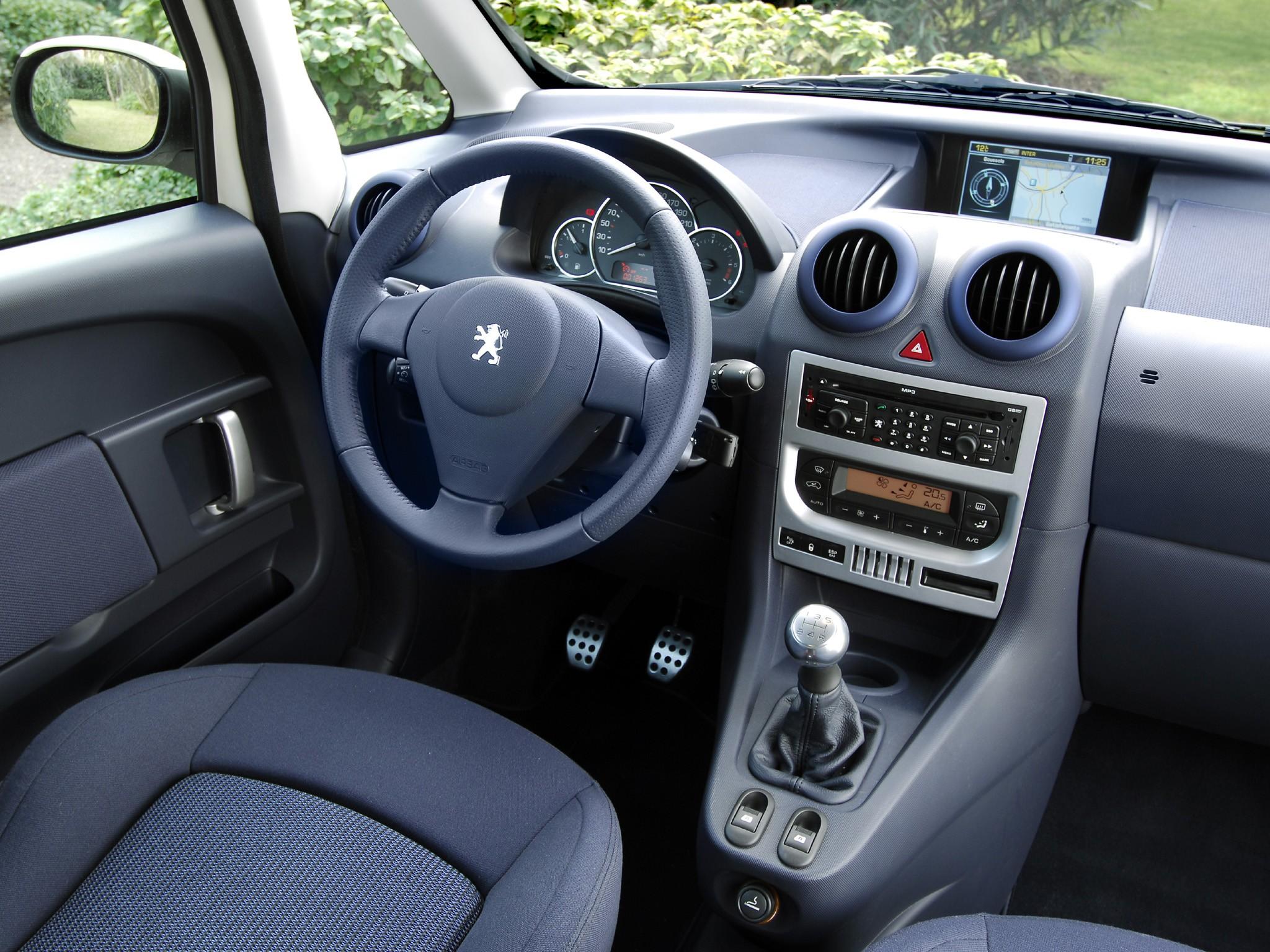 Peugeot 1007 Specs Amp Photos 2007 2008 2009 Autoevolution