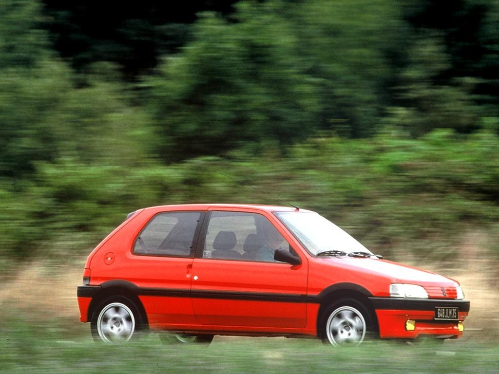 Peugeot 106 Specs Amp Photos 1991 1992 1993 1994 1995