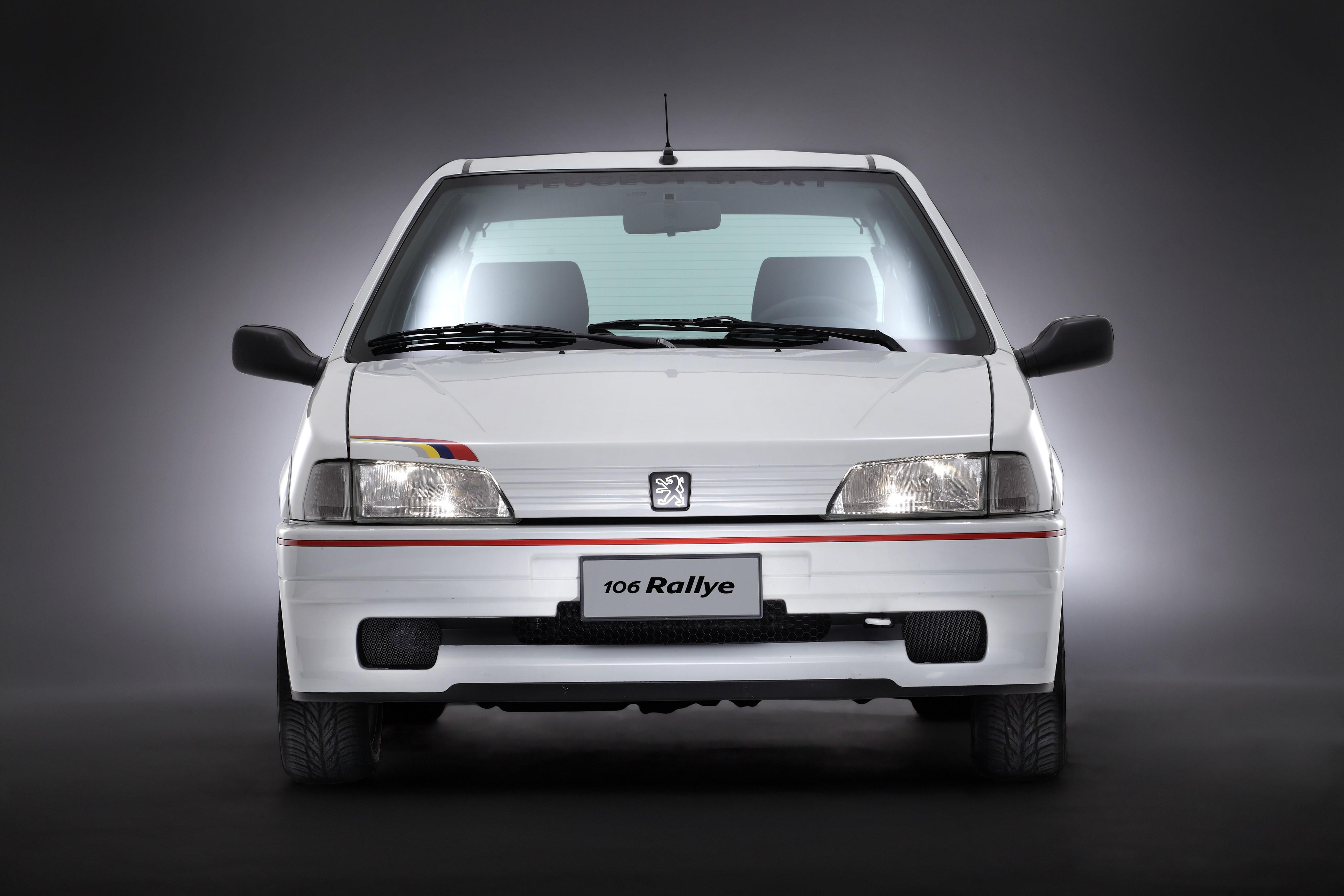 Peugeot 106 Rallye 1993 1994 1995 1996 Autoevolution