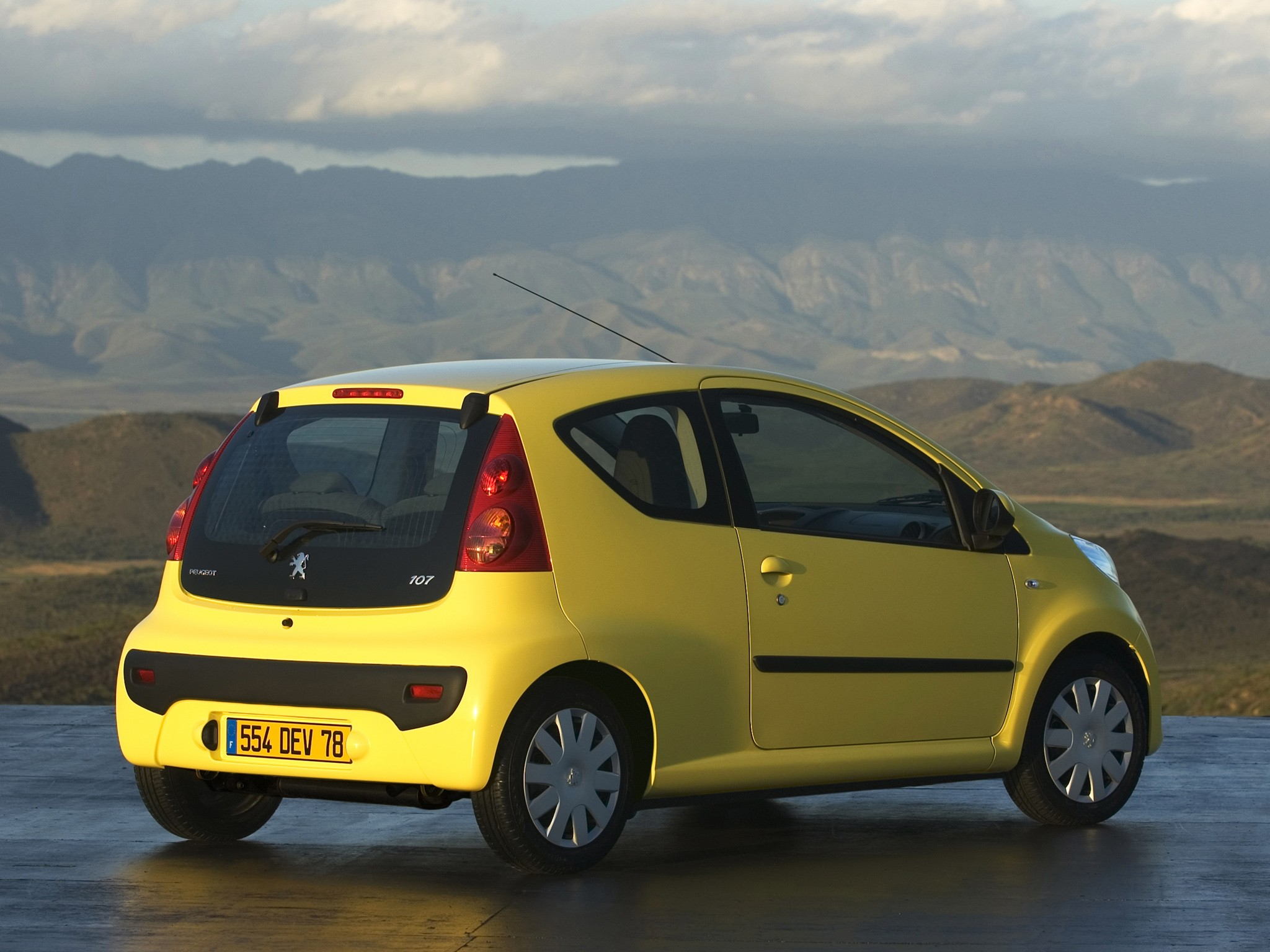 Peugeot 107 3 Doors 2005 2006 2007 2008 Autoevolution