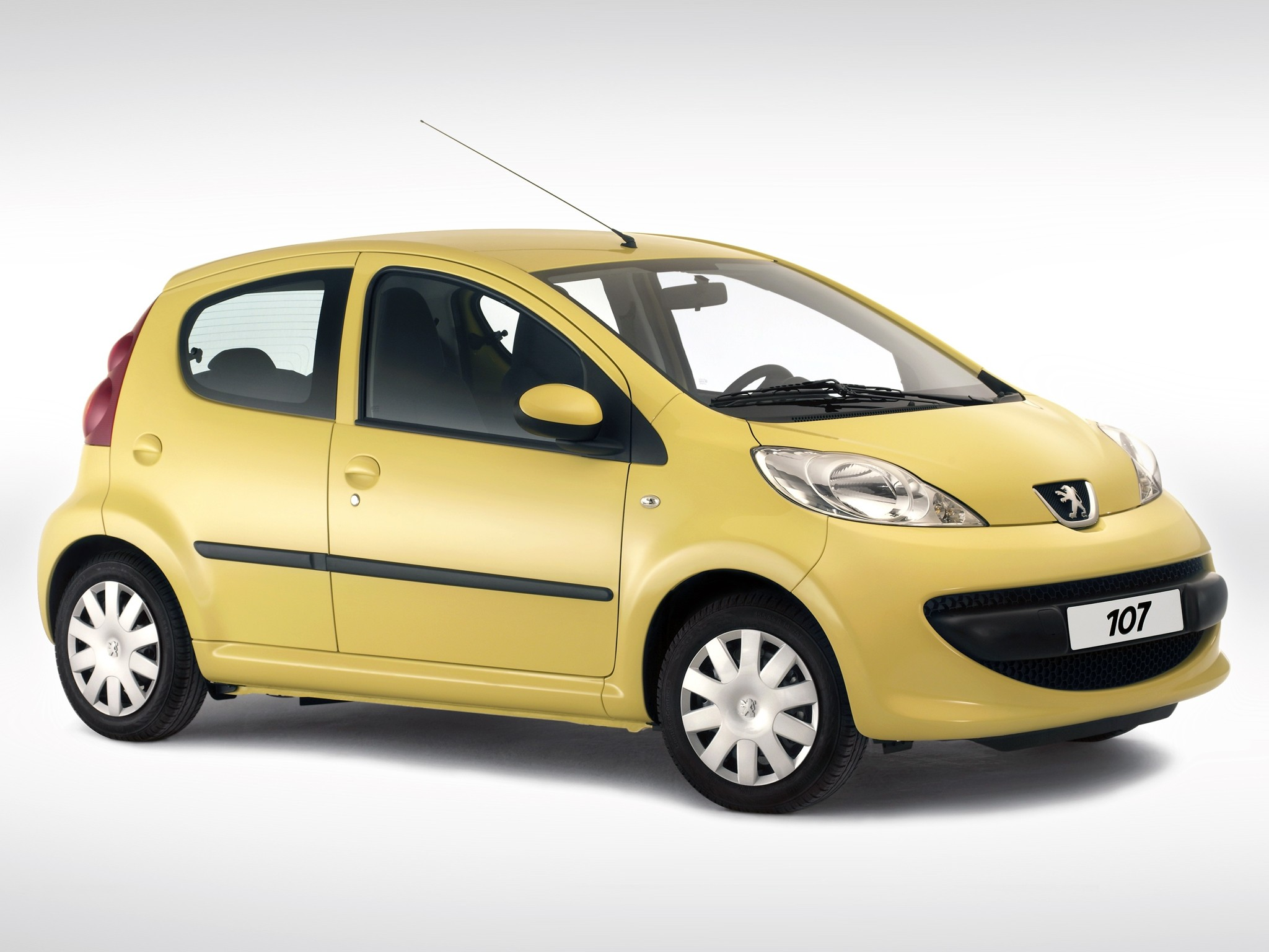 PEUGEOT 107 5 Doors Specs & Photos