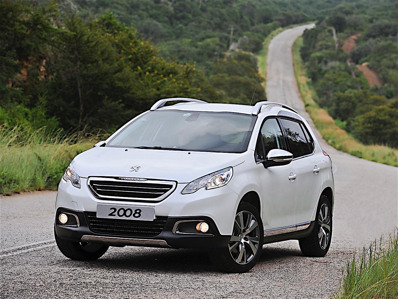 Peugeot 2008 Specs Amp Photos 2013 2014 2015 2016