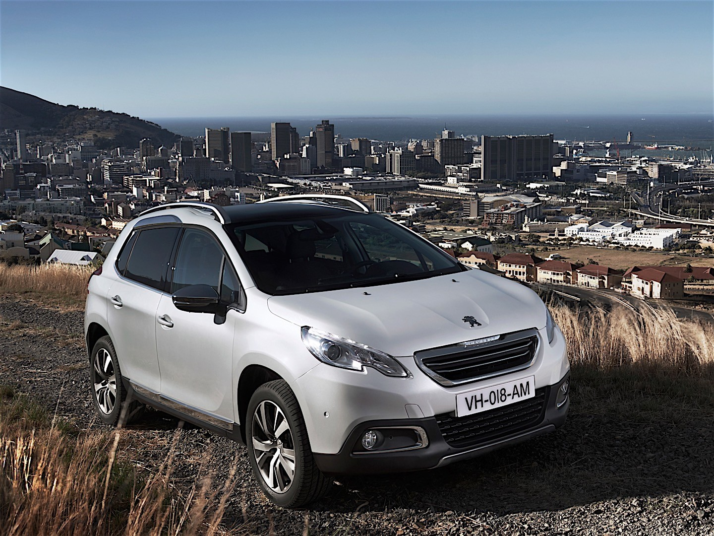 Peugeot 2008 2013 2014 2015 2016 Autoevolution