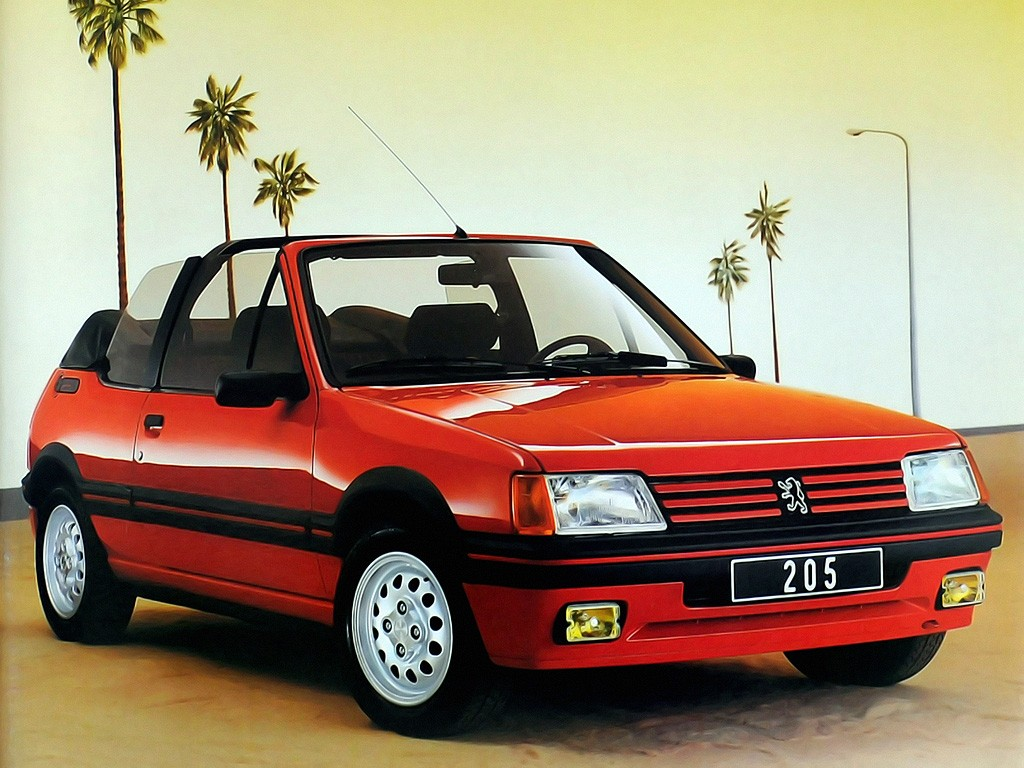 Peugeot 205 Cti Specs Photos 1986 1987 1988 1989 1990 1991 1992 1993 1994 Autoevolution