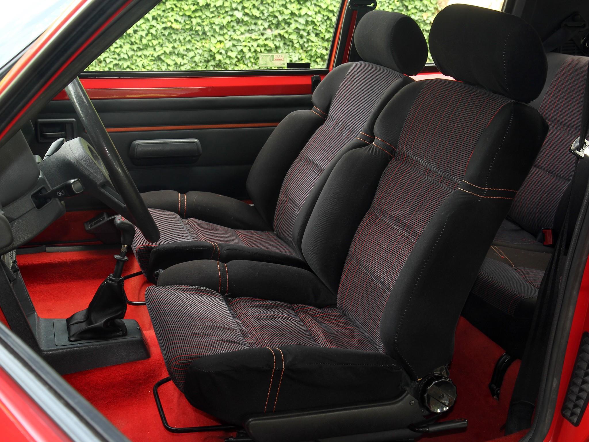 Peugeot 205 gti specs 1984 1985 1986 1987 1988 1989 for Housse 205 gti