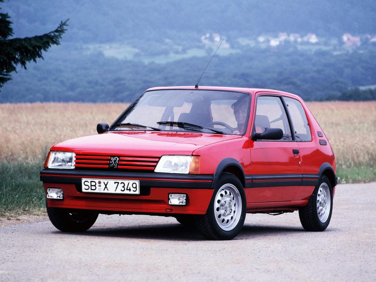 Peugeot 2008 2019 >> PEUGEOT 205 GTI specs & photos - 1984, 1985, 1986, 1987, 1988, 1989, 1990, 1991, 1992, 1993 ...