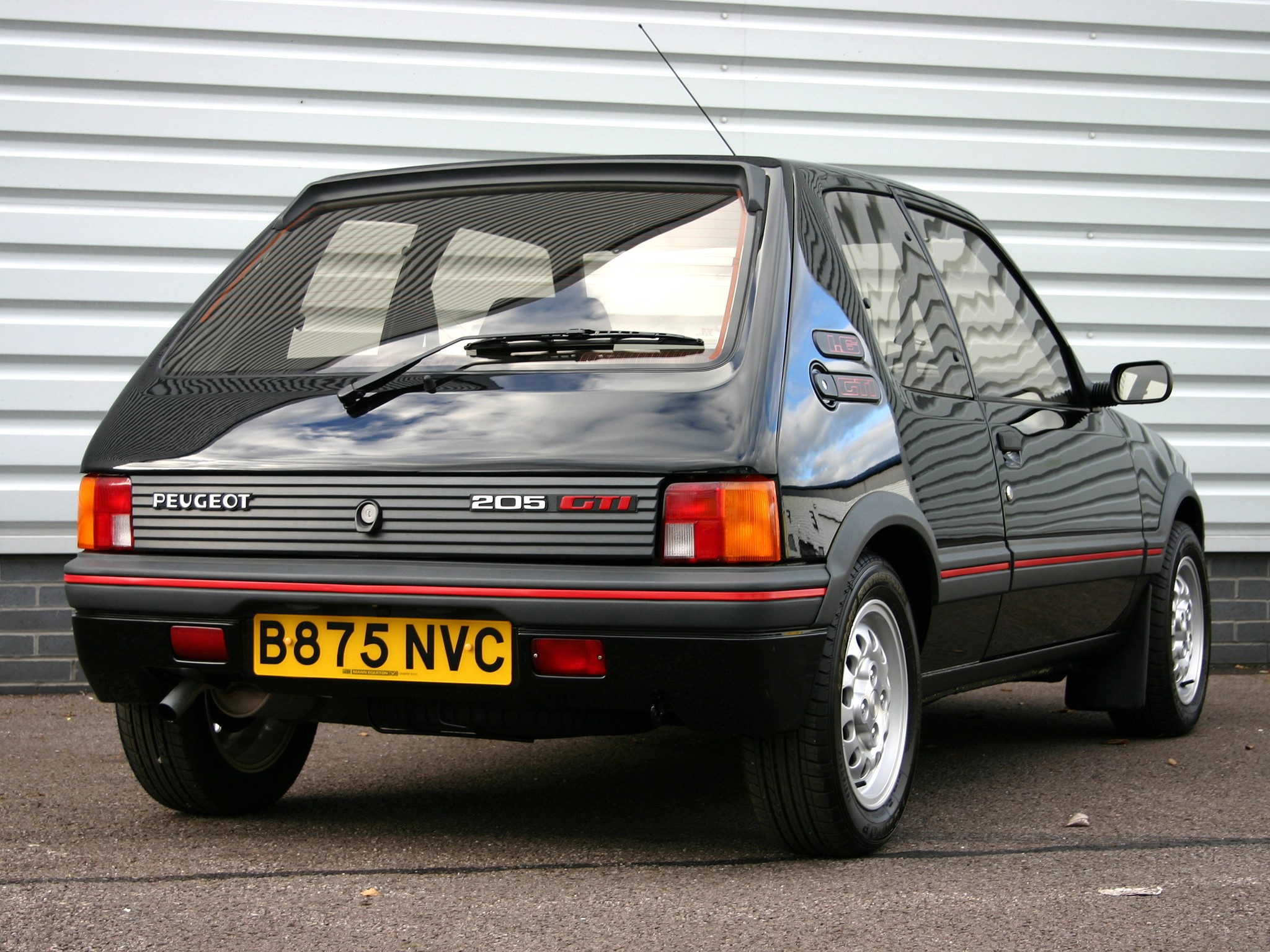peugeot 205 gti specs 1984 1985 1986 1987 1988 1989 1990 1991 1992 1993 1994. Black Bedroom Furniture Sets. Home Design Ideas