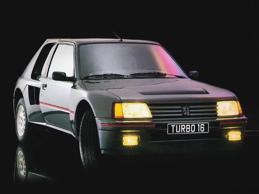 peugeot 205 t16 specs 1984 1985 autoevolution. Black Bedroom Furniture Sets. Home Design Ideas
