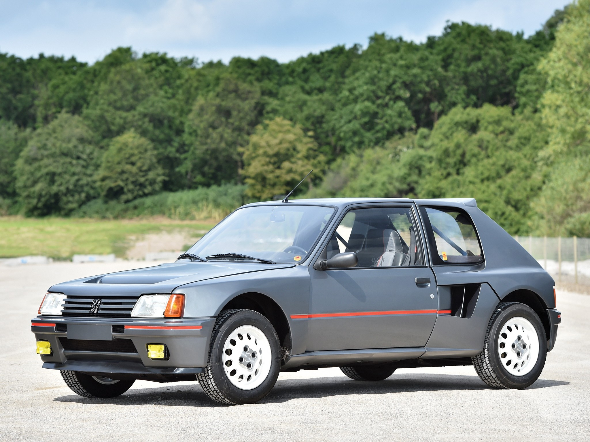 peugeot 205 t16 specs photos 1984 1985 autoevolution. Black Bedroom Furniture Sets. Home Design Ideas