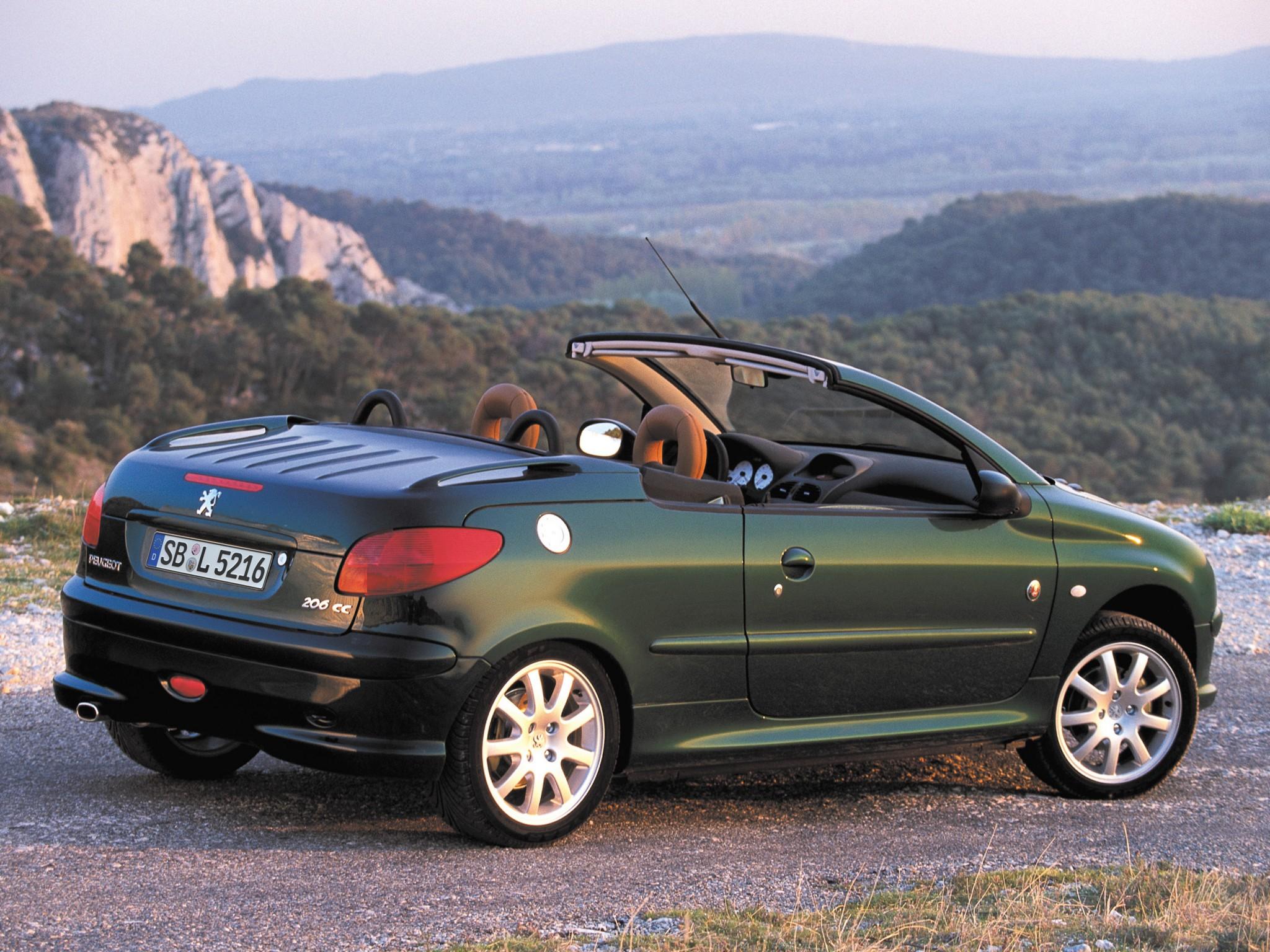 Peugeot 206 cc specs 2001 2002 2003 2004 2005 2006 2007 peugeot 206 cc 2001 2007 asfbconference2016 Choice Image
