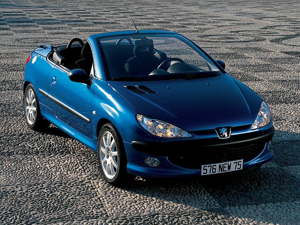Peugeot 206 Cc Specs Amp Photos 2001 2002 2003 2004
