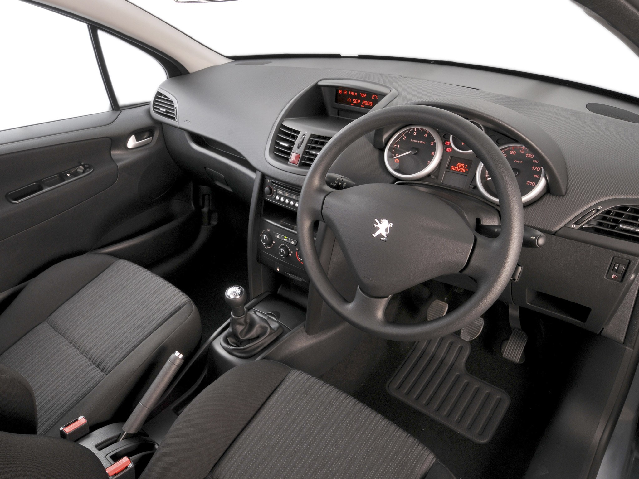 Interior Car Detailing >> PEUGEOT 207 - 3 doors specs & photos - 2009, 2010, 2011 ...
