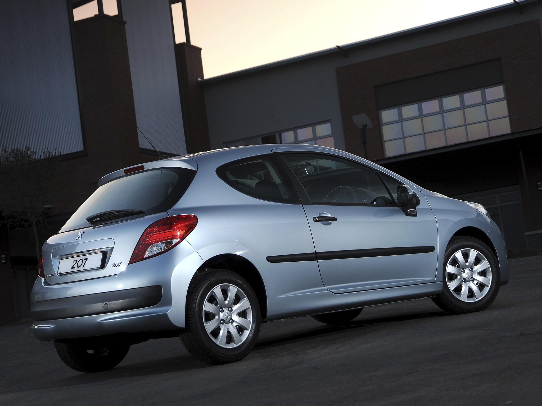 Peugeot 207 3 Doors 2009 2010 2011 2012 Autoevolution