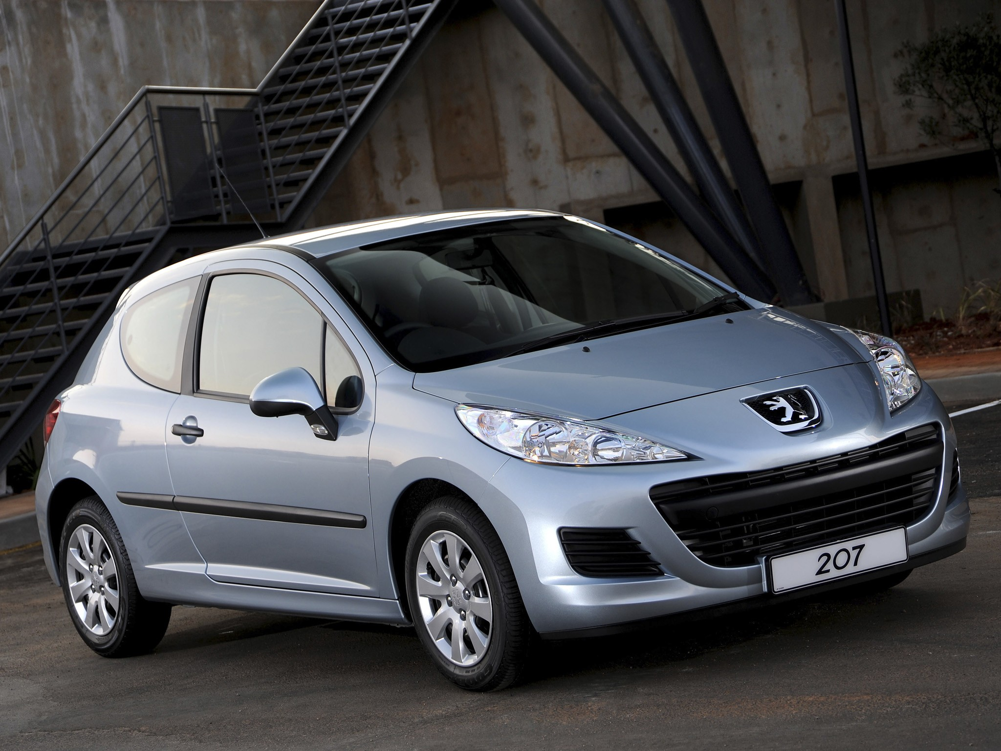 Peugeot 207 3 Doors Specs Amp Photos 2009 2010 2011