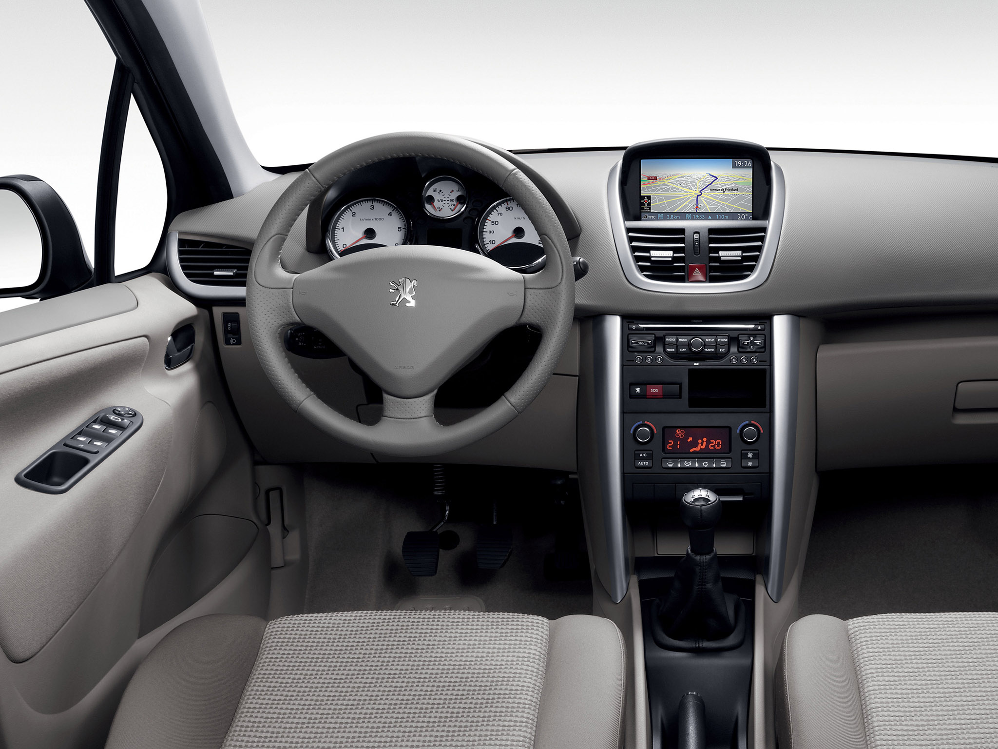 Peugeot Doors