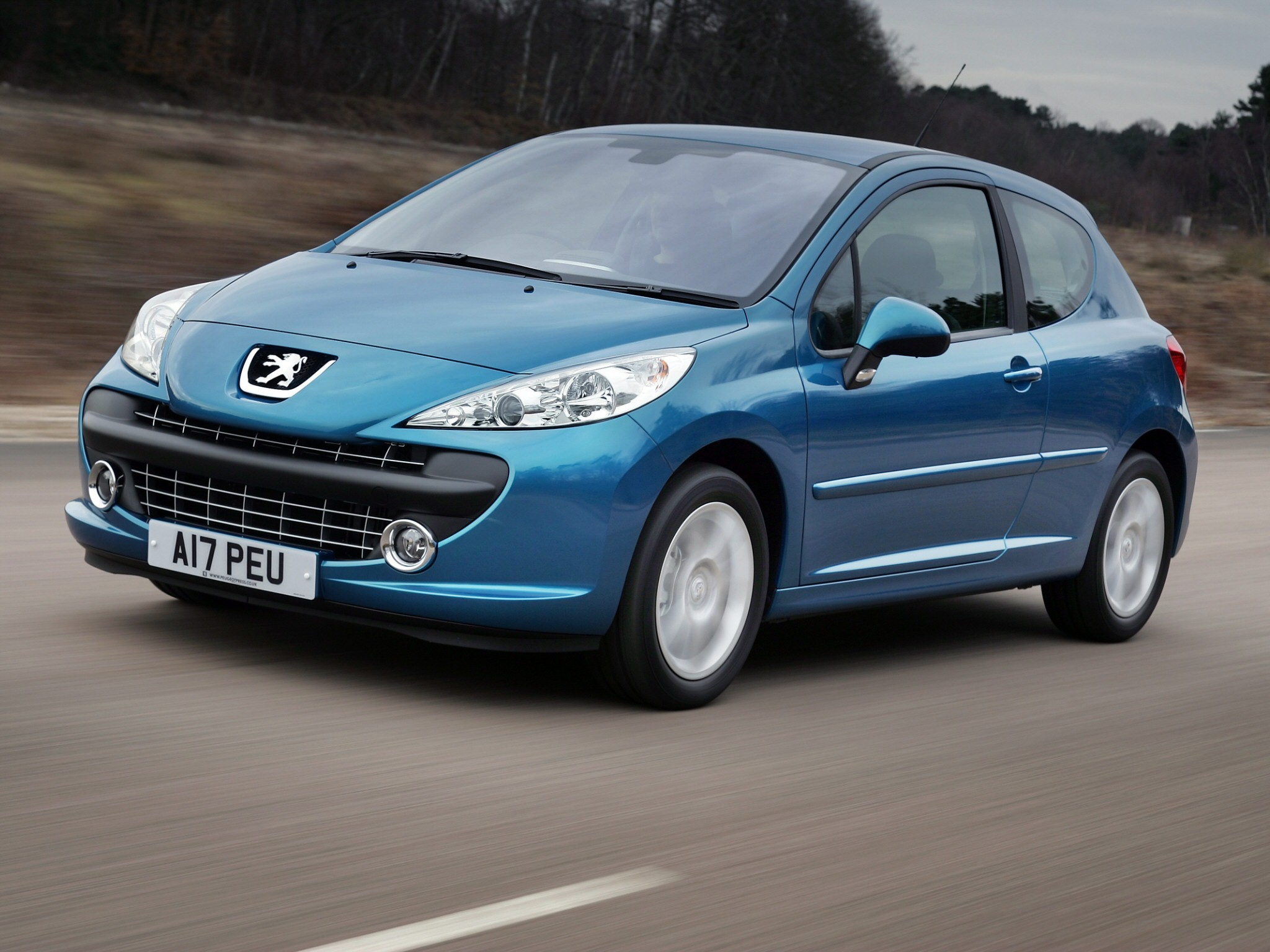 peugeot 207 3 doors specs 2006 2007 2008 2009 autoevolution. Black Bedroom Furniture Sets. Home Design Ideas