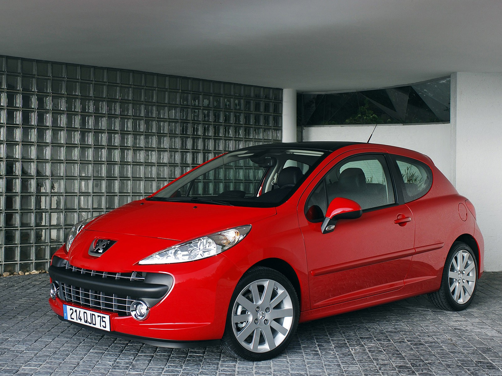 peugeot 207 3 doors specs photos 2006 2007 2008 2009 autoevolution. Black Bedroom Furniture Sets. Home Design Ideas