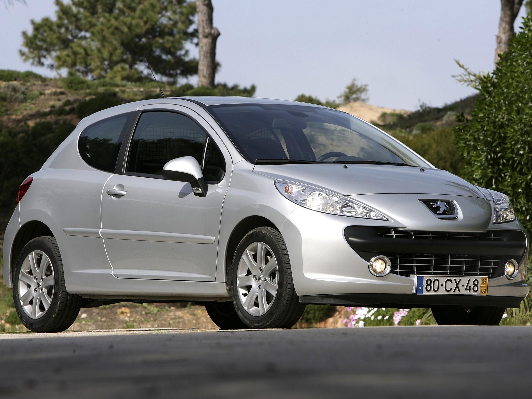 Peugeot 207 3 Doors Specs Amp Photos 2006 2007 2008