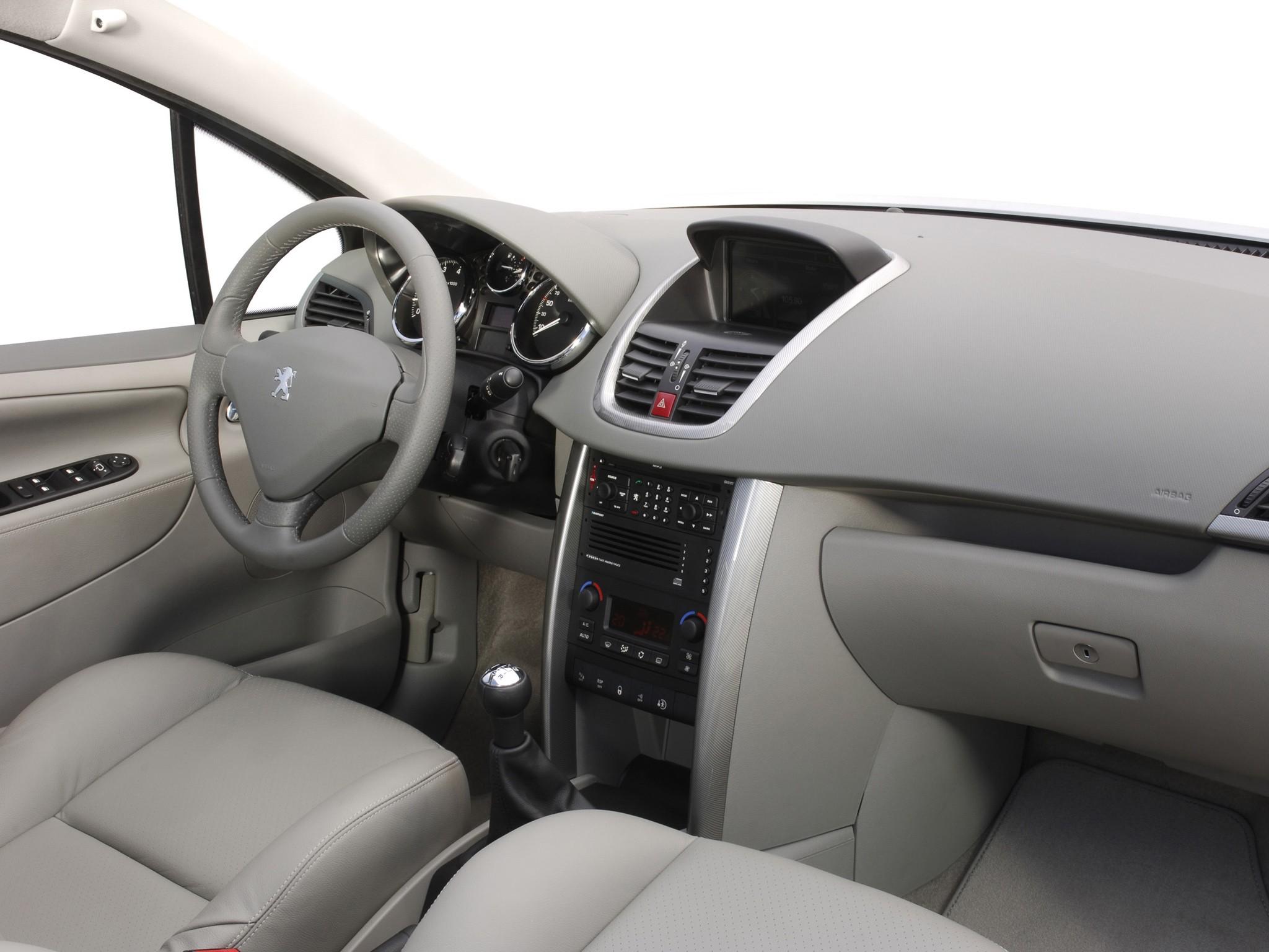 Peugeot 207 5 Doors Specs 2006 2007 2008 2009