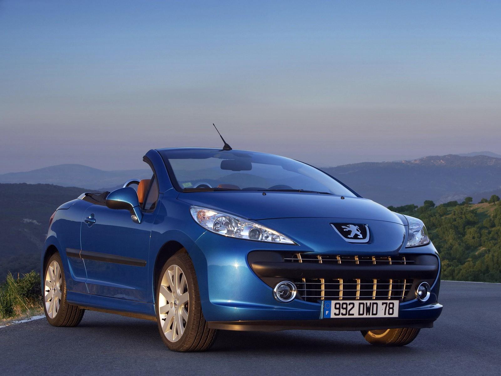 PEUGEOT 207 CC - 2007, 2008, 2009 - autoevolution