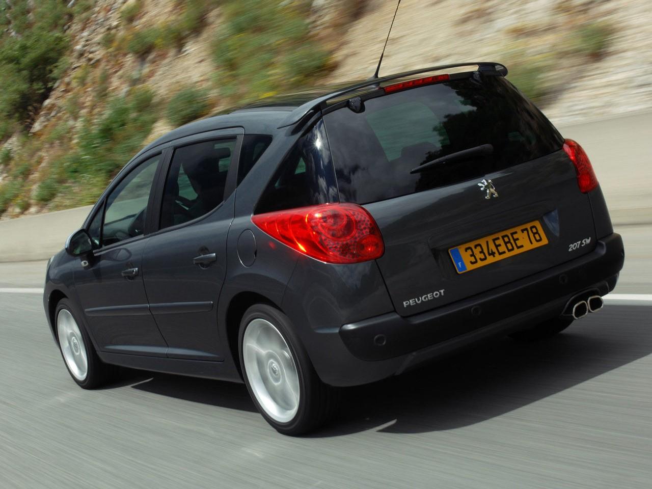 2010 Peugeot 207 SW photo - 3