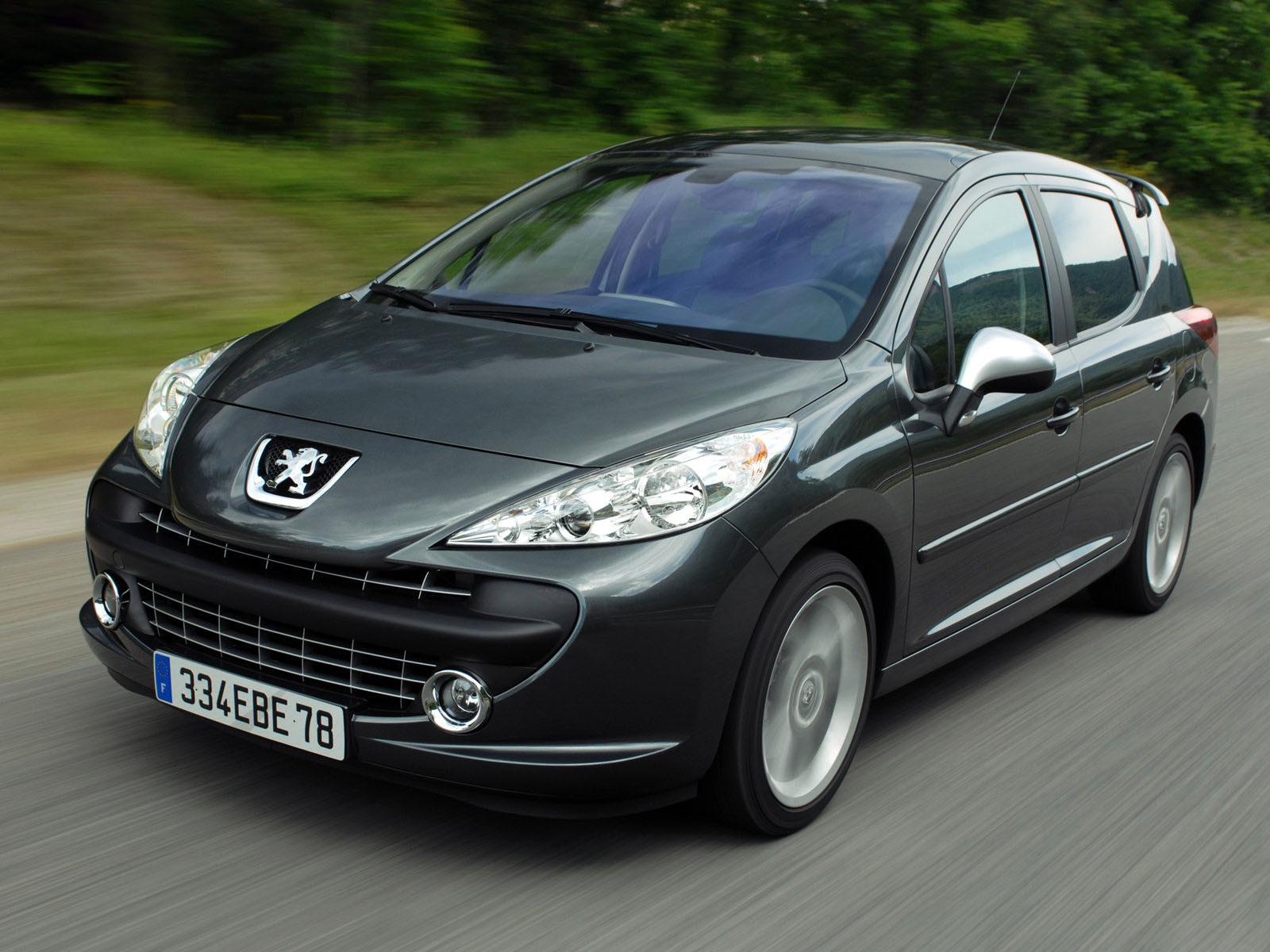 Peugeot 207 Sw 2007 2008 2009 2010 2011 2012