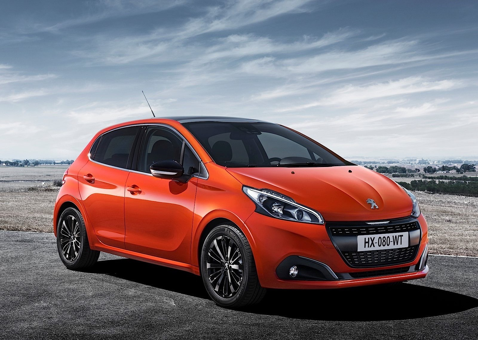Peugeot 208 5 Doors Specs Photos 2015 2016 2017 2018 2019