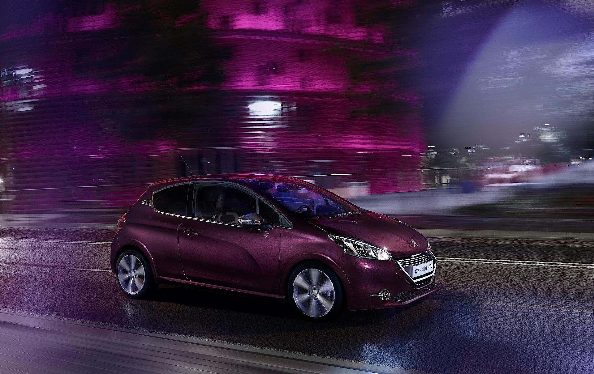 Peugeot 208 Xy Specs Amp Photos 2013 2014 2015 2016 2017 2018 2019 Autoevolution