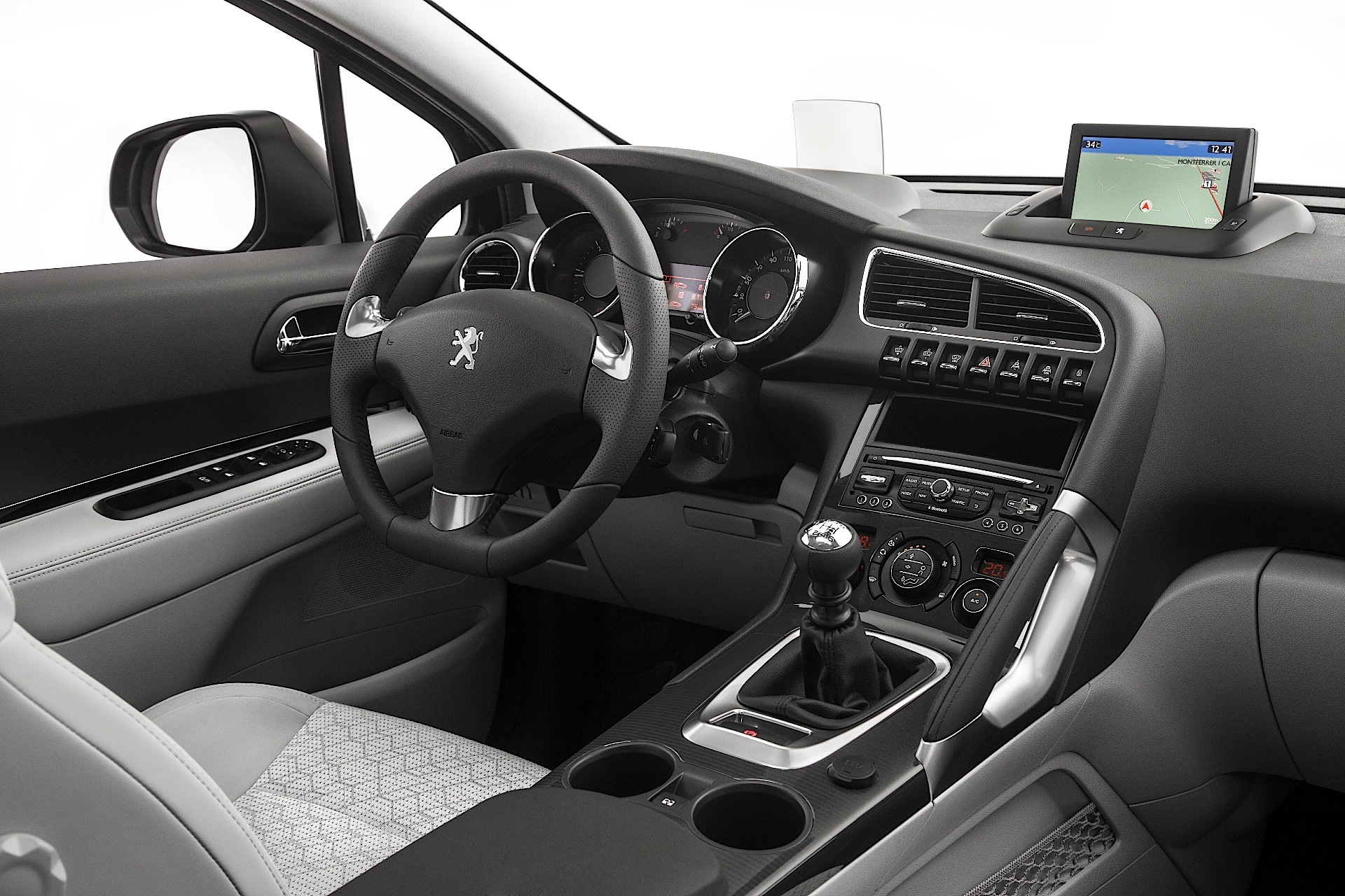 Peugeot 301 2016 Interior >> PEUGEOT 3008 specs & photos - 2013, 2014, 2015, 2016 - autoevolution