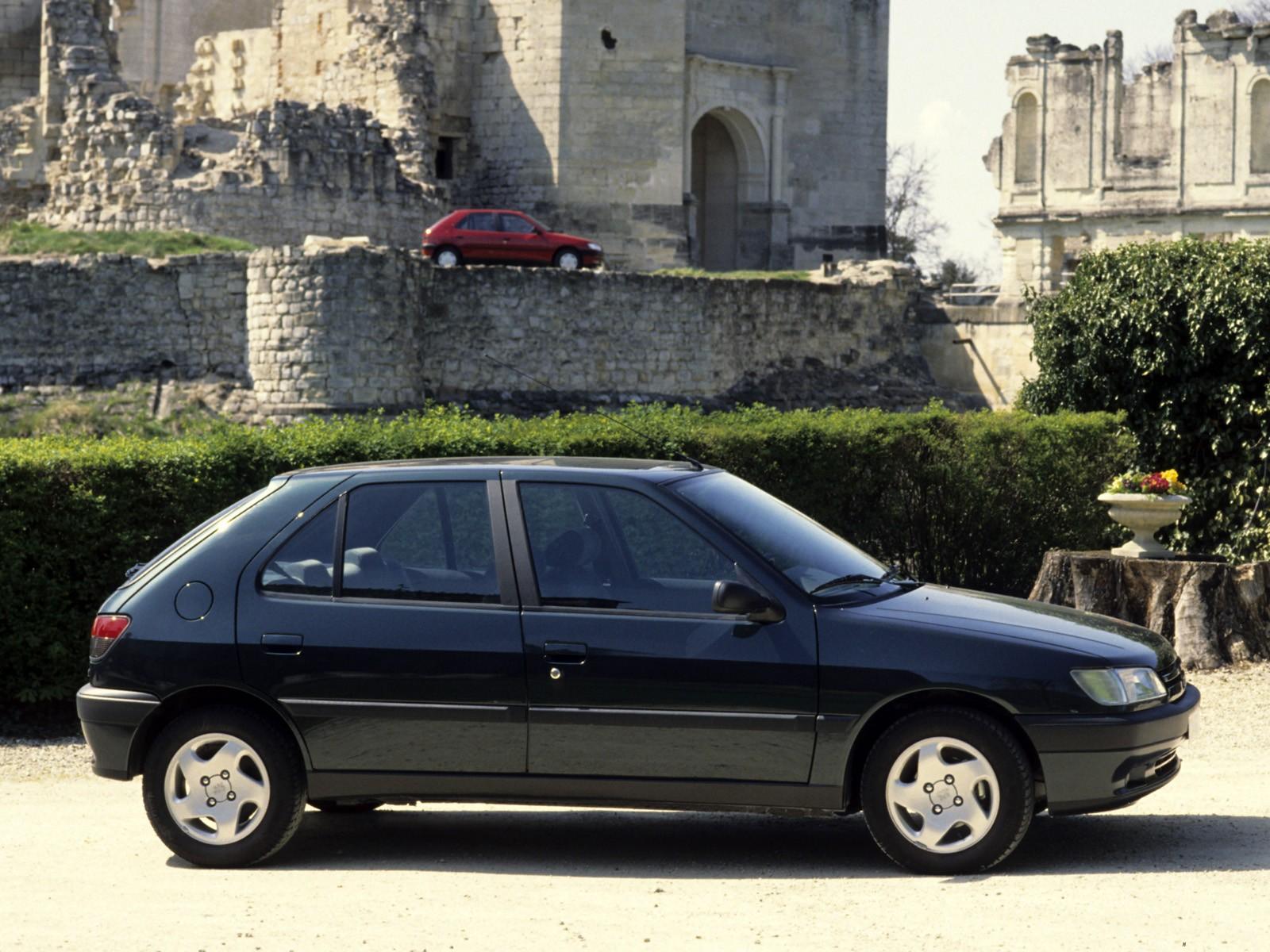 Legend Auto Body >> PEUGEOT 306 5 doors specs & photos - 1993, 1994, 1995 ...