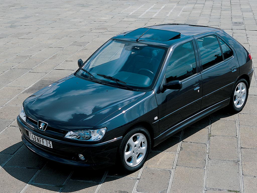 peugeot 306 5 doors specs  u0026 photos