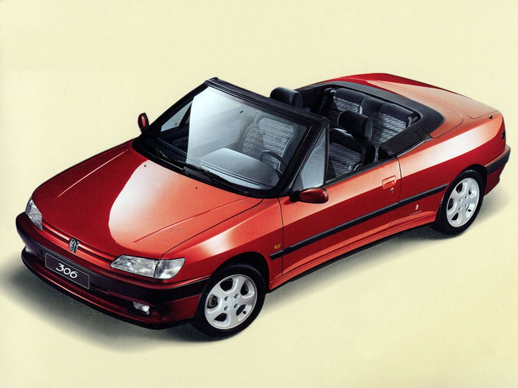 peugeot 306 cabriolet specs 1994 1995 1996 1997 autoevolution. Black Bedroom Furniture Sets. Home Design Ideas