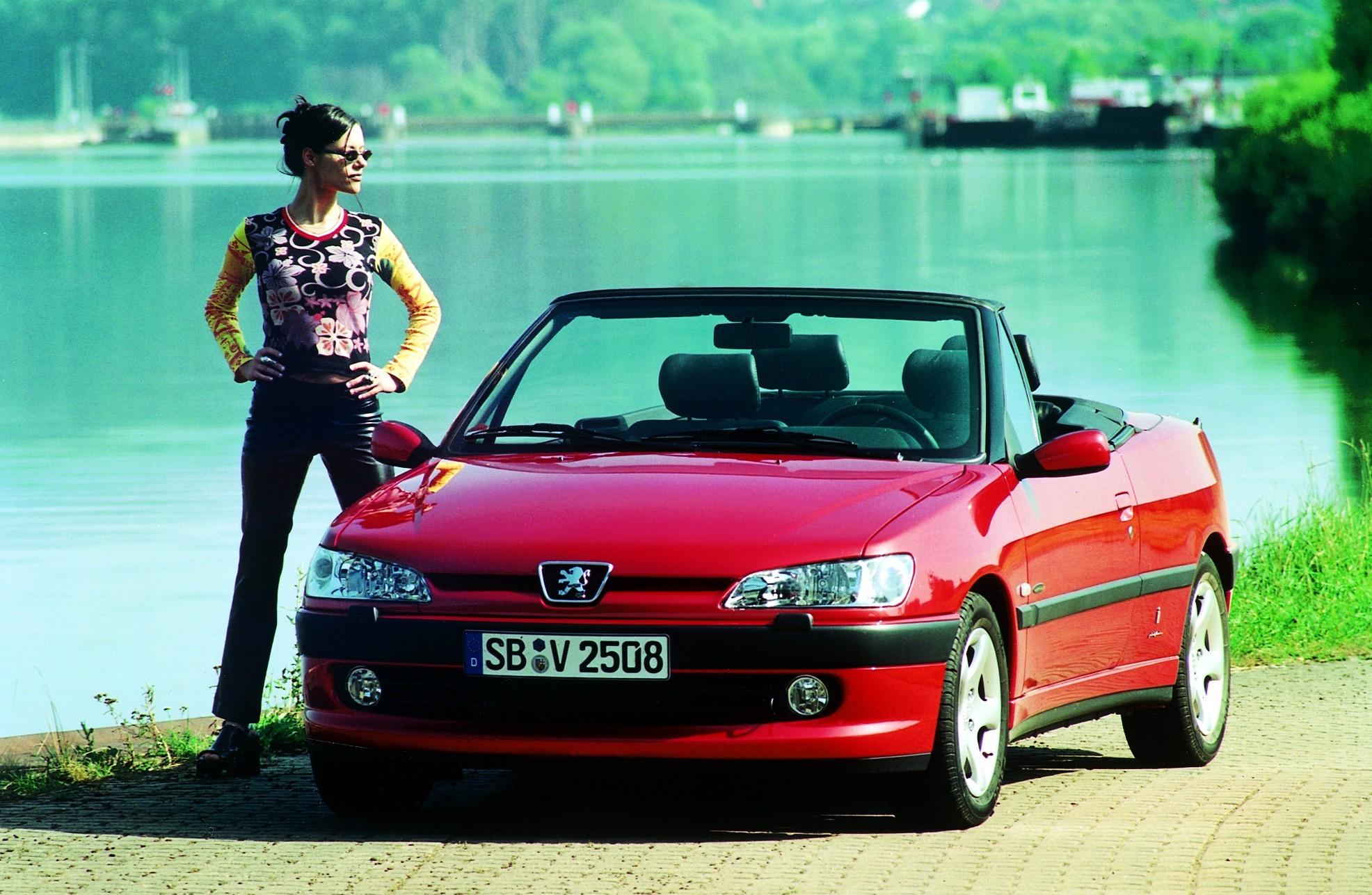 PEUGEOT 306 Cabriolet specs & photos - 1997, 1998, 1999, 2000, 2001, 2002, 2003 - autoevolution