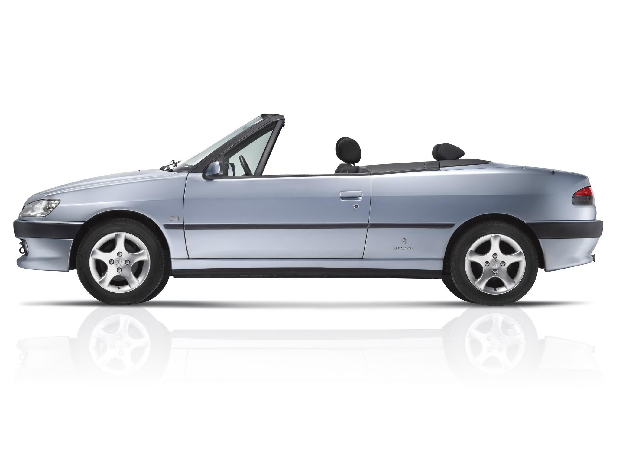 PEUGEOT 306 Cabriolet specs - 1997, 1998, 1999, 2000, 2001, 2002 ...