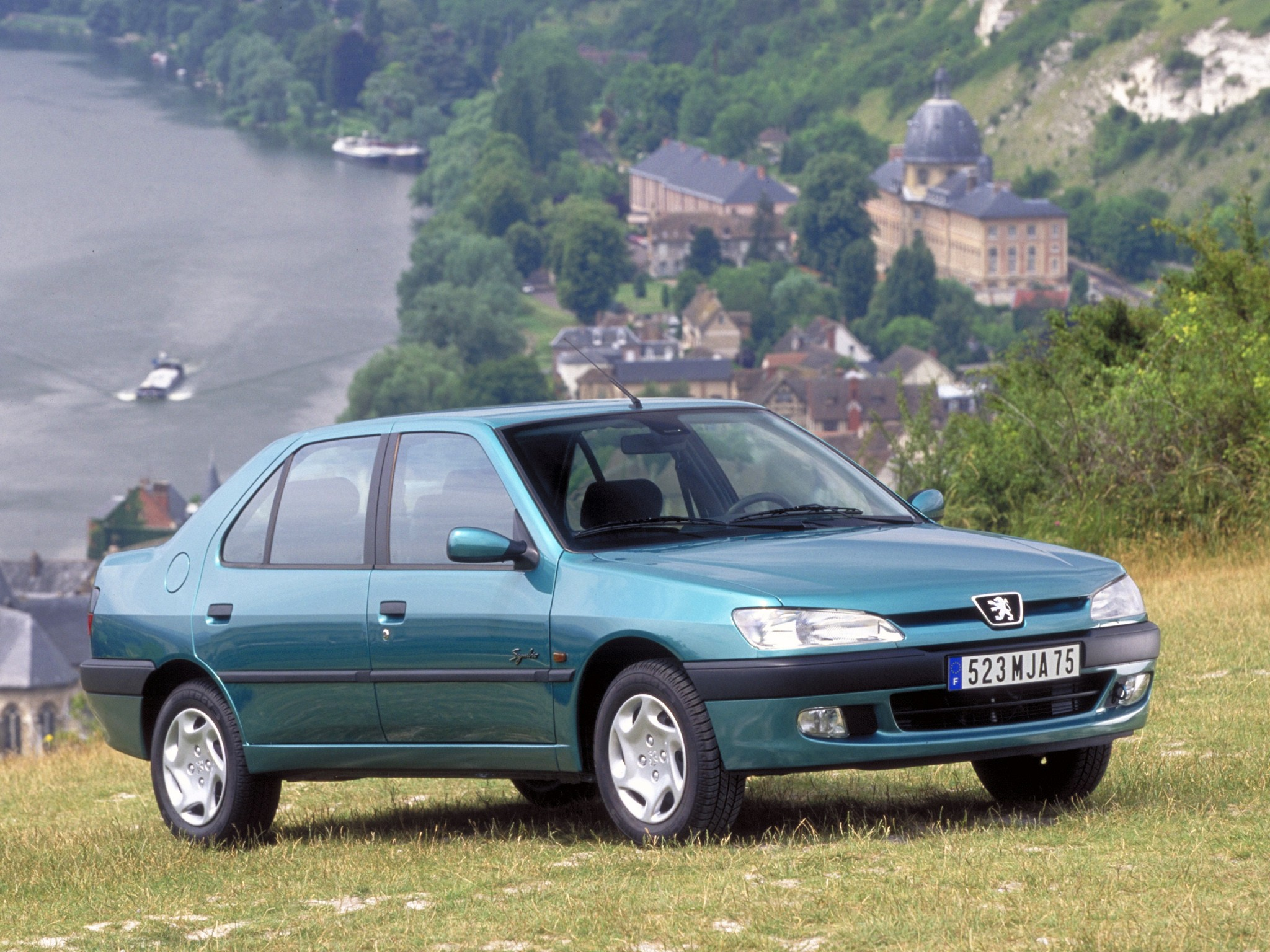 PEUGEOT 306 Sedan specs - 1997, 1998, 1999, 2000, 2001 ...