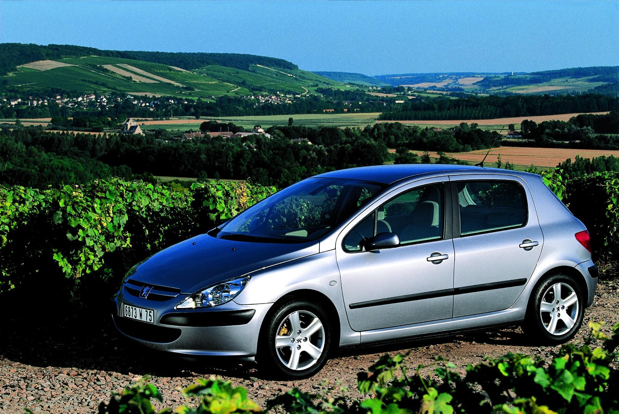 Peugeot 307 5 Doors Specs  U0026 Photos