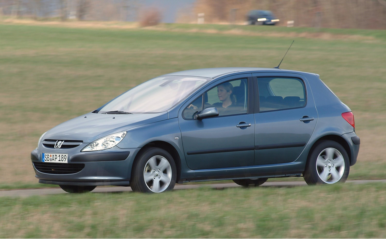 Peugeot 307 5 Doors 2001 2002 2003 2004 2005