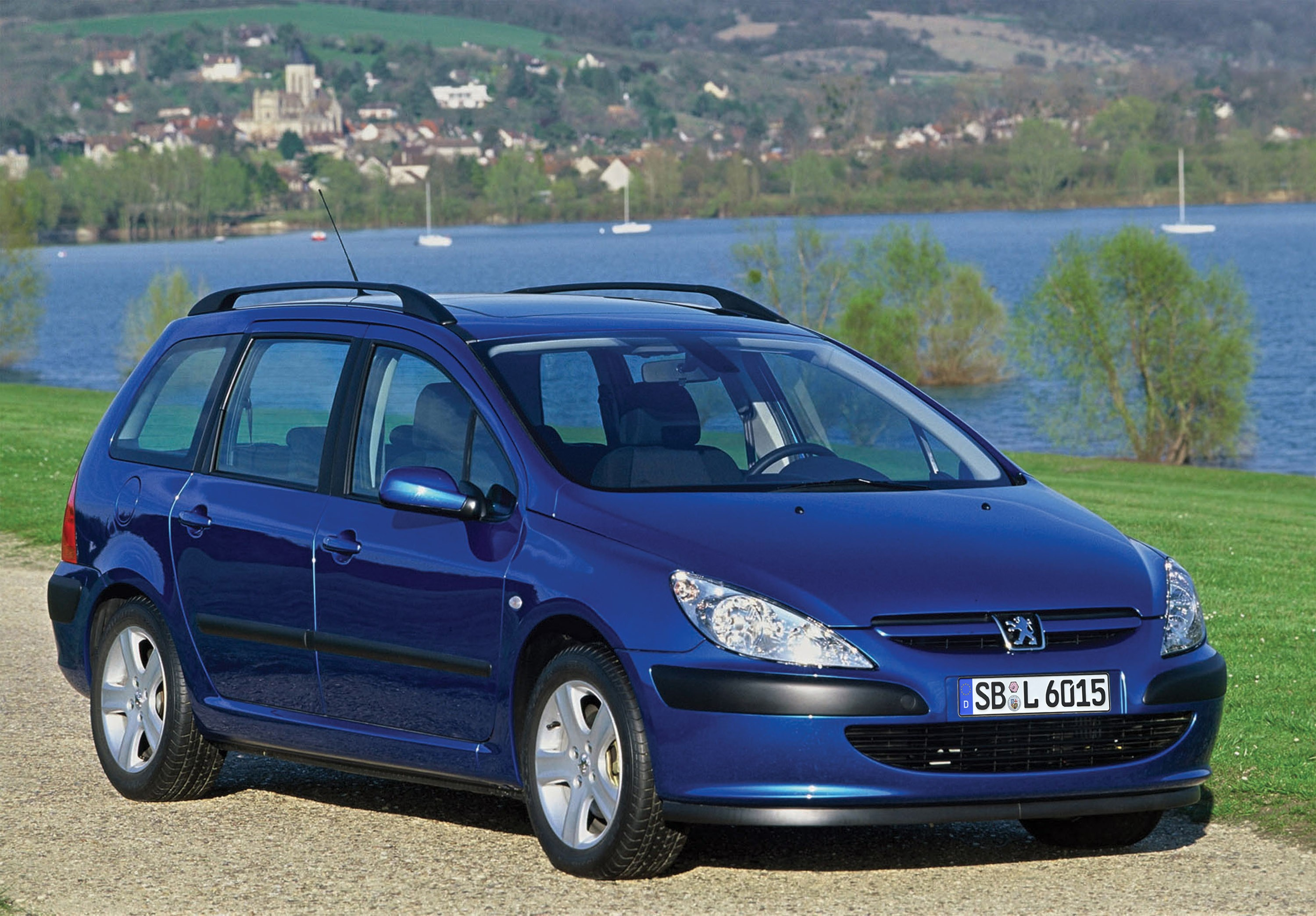 peugeot 307 break specs - 2002, 2003, 2004, 2005 - autoevolution