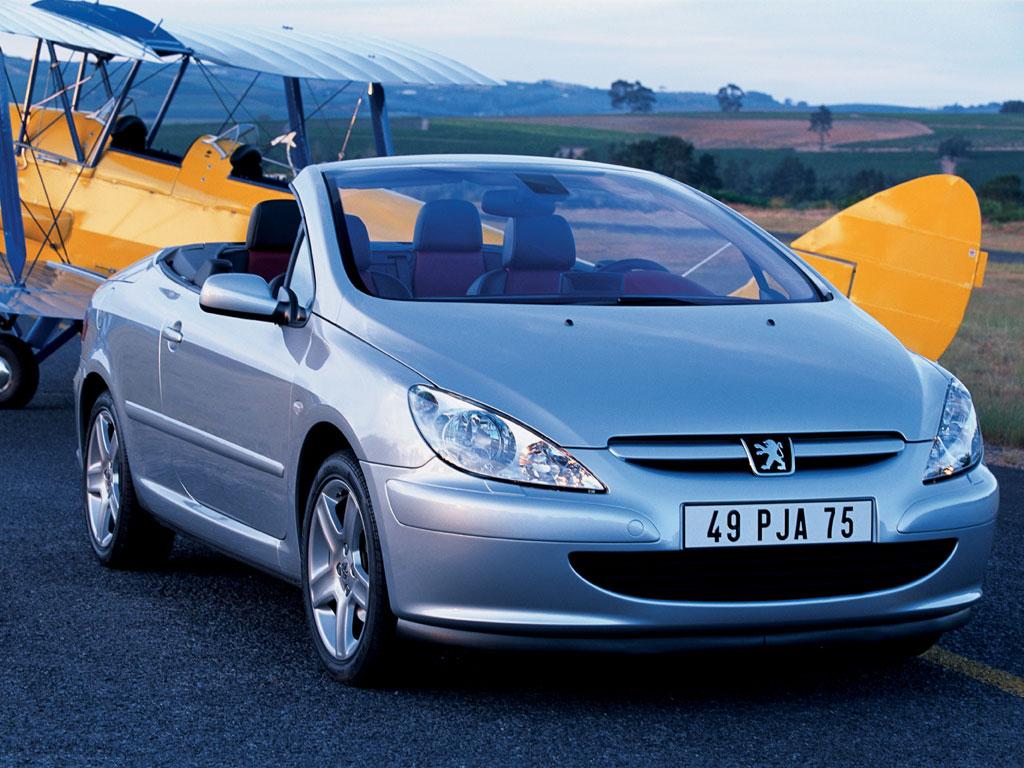 peugeot 307 cc specs - 2003, 2004, 2005 - autoevolution