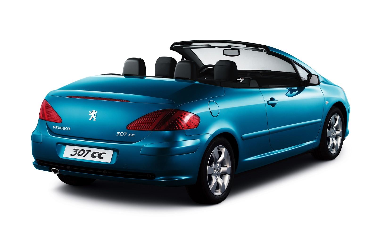 Peugeot 307 Cc Specs  U0026 Photos