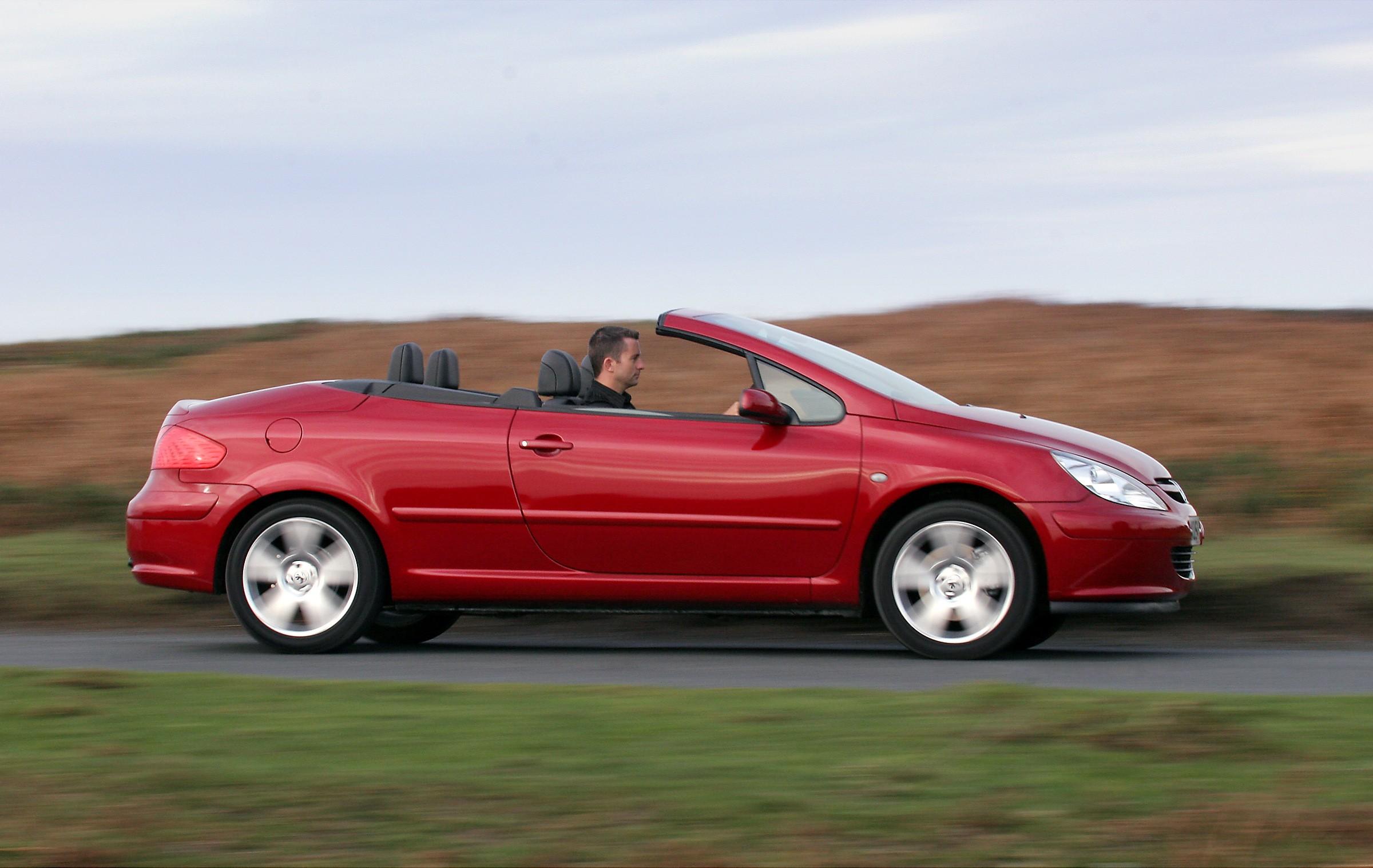 Peugeot 307 Cc Specs 2003 2004 2005 Autoevolution