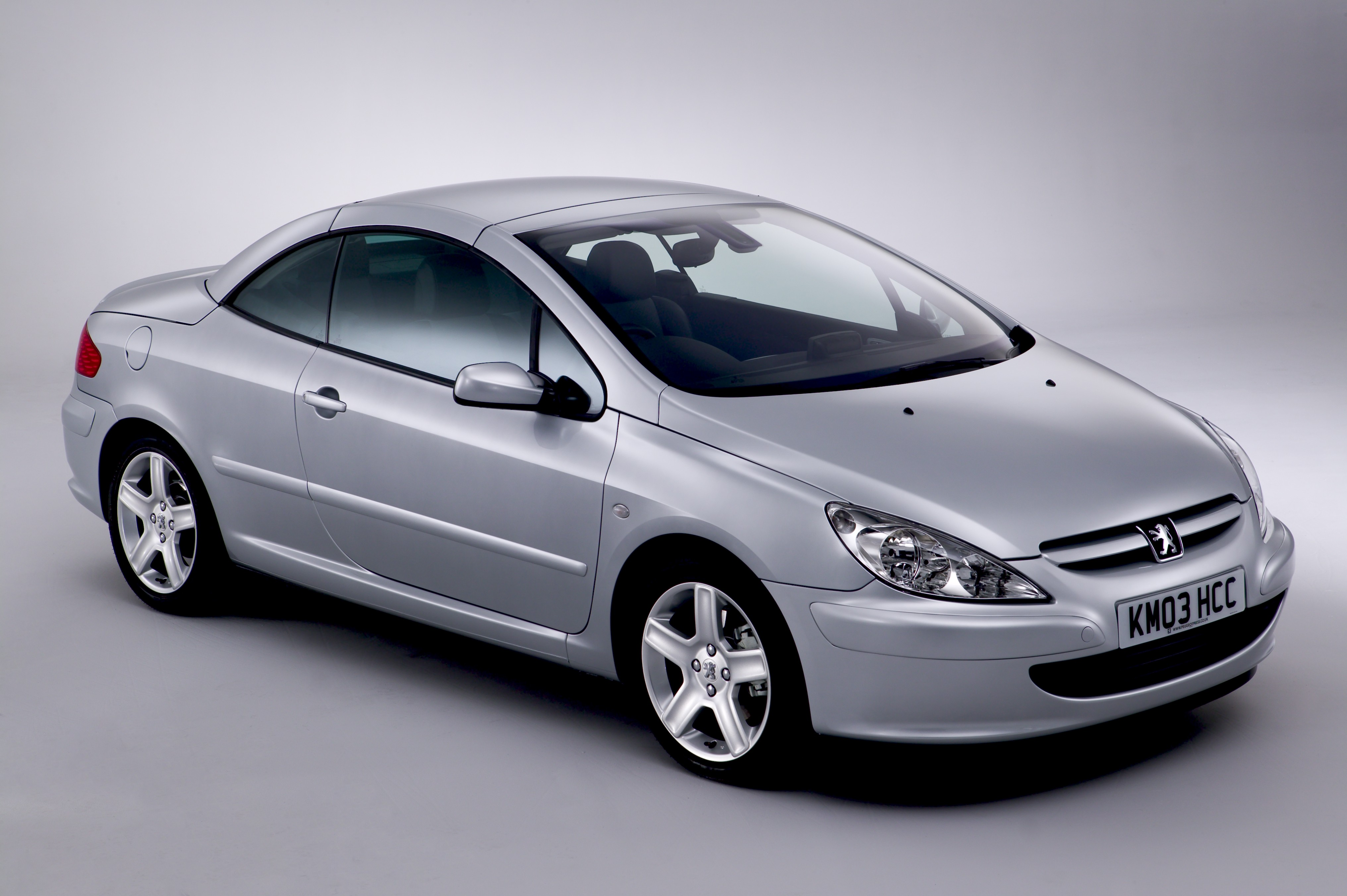Peugeot 307 Cc - 2003  2004  2005
