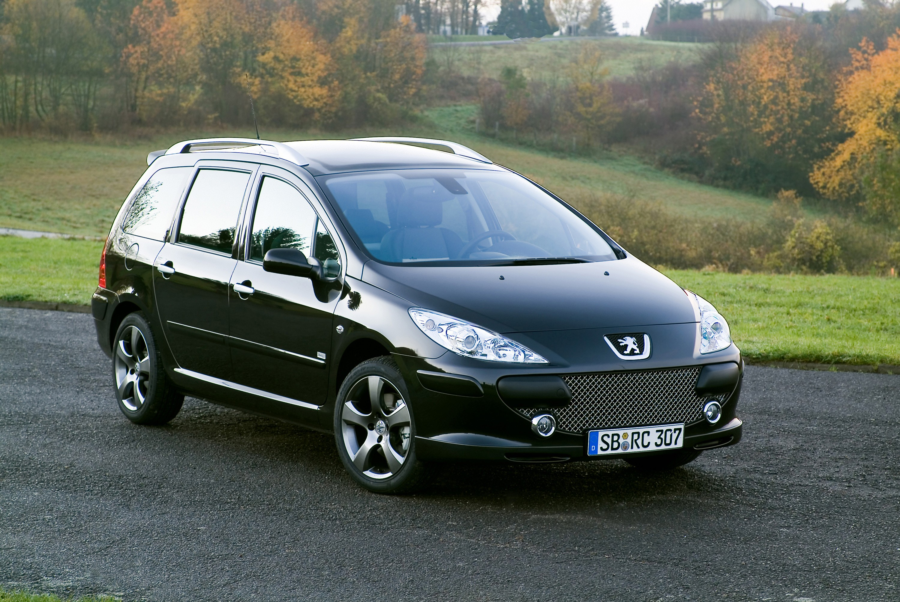 Peugeot 307 Sw Specs Amp Photos 2005 2006 2007 2008