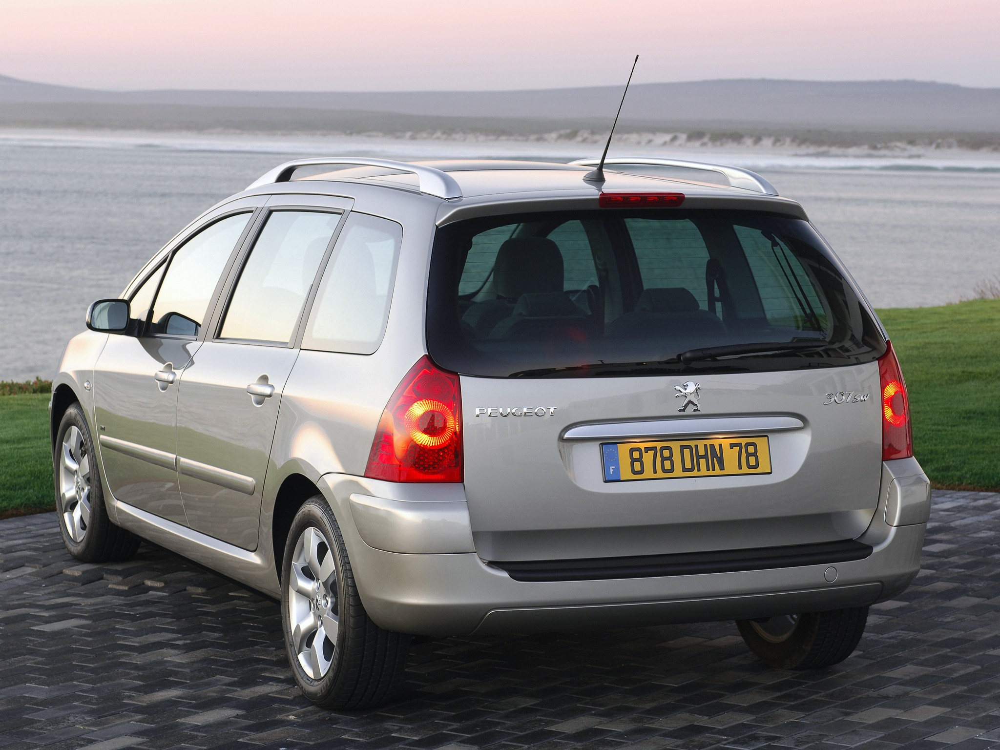 Peugeot 307 Sw 2005 2006 2007 2008 Autoevolution
