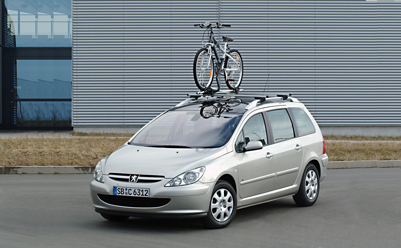 Peugeot 307 Sw 2002 2003 2004 2005 Autoevolution