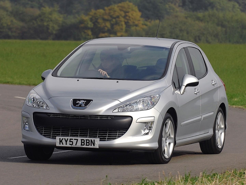 Peugeot 308 5 Doors 2008 2009 2010 2011 2012 2013